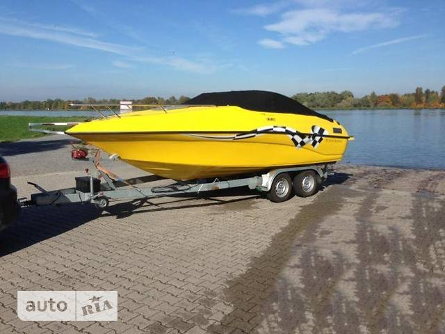 Eurocrown 196 BR Outboard