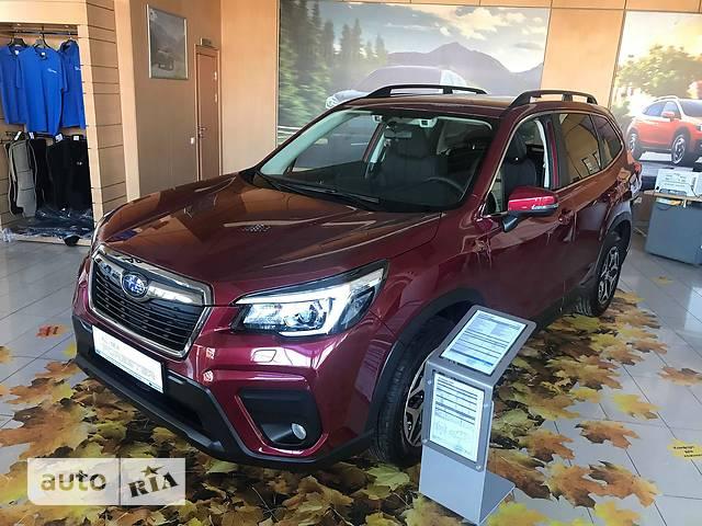 Subaru Forester 2.0i-L ES CVT (156 л.с.) LC