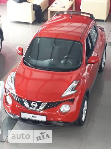 Nissan Juke FL 1.6 CVT (117 л.с.) Acenta