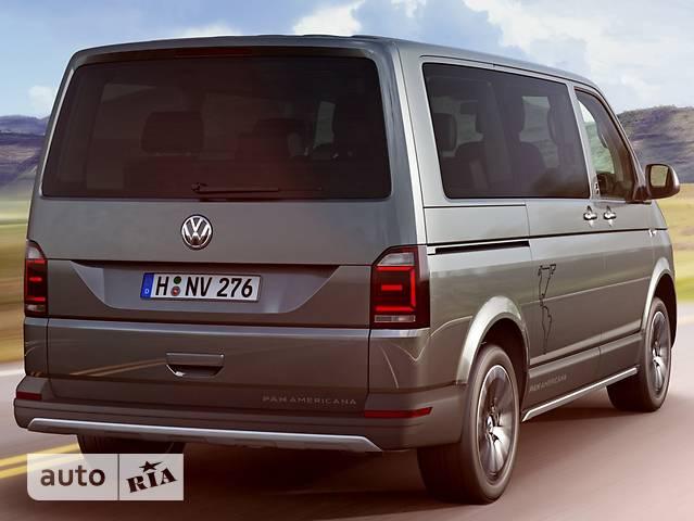 Volkswagen Multivan New Common Rail 2.0 BiTDI DSG (132 kW) 4Motion Alpen
