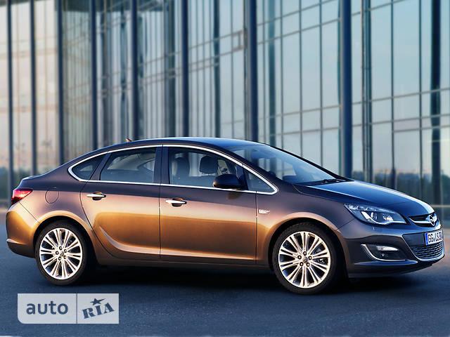 Opel Astra J 1.4Т МТ (140 л.с.) Enjoy