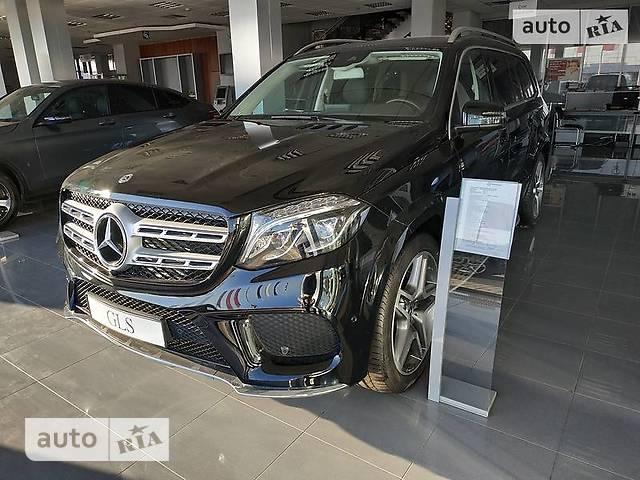 Mercedes-Benz GLS-Class GLS 350d AT (258 л.с.) 4Matic