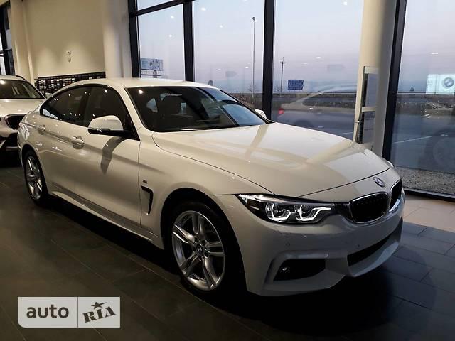 BMW 4 Series Gran Coupe F36 430i AT (252 л.с.) xDrive