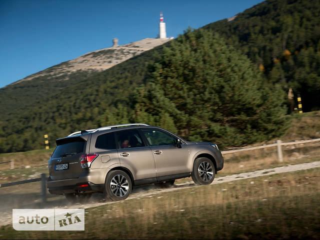 Subaru Forester 2.0D АТ (150 л.с.) Medium