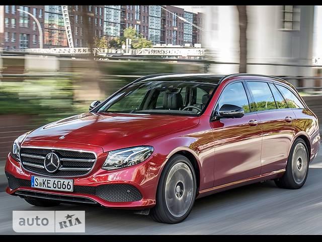 Mercedes-Benz E-Class E 200d (150 л.с) AT