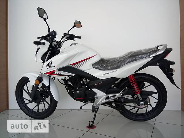 Honda GLR 125F