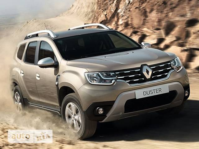 Renault Duster 1.5 D MT (110 л.с.) AWD Zen