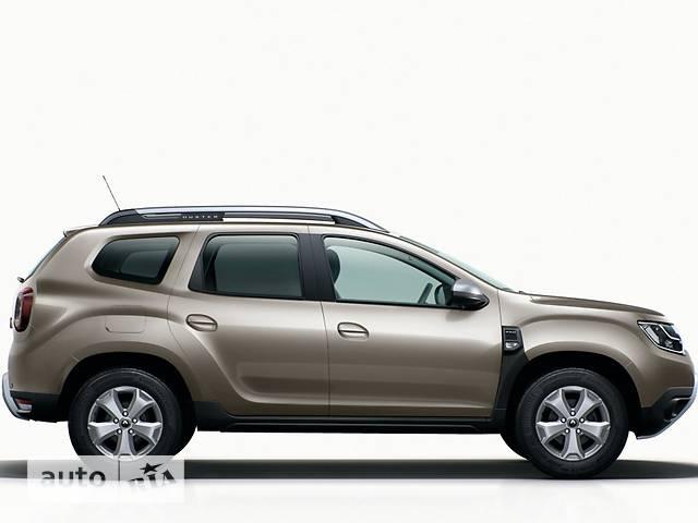 Renault Duster 1.5 D EDC (110 л.с.) Zen
