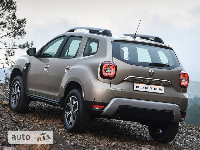 Renault Duster 1.6 MT (115 л.с.) Zen