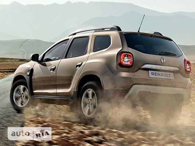 Renault Duster 1.6 MT (115 л.с.) AWD Intense