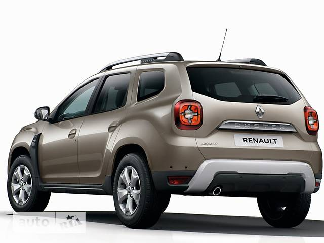 Renault Duster 1.5 D MT (110 л.с.) AWD Life