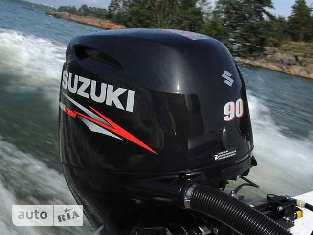 Suzuki DF 90 ATL base