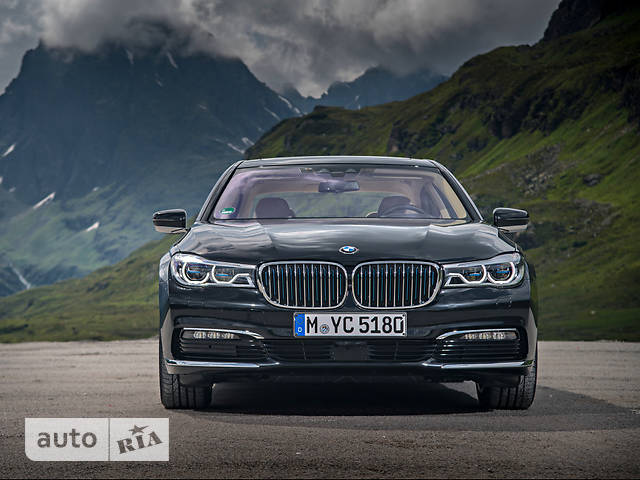 BMW 7 Series G12 750Ld AT (400 л.с.) xDrive base