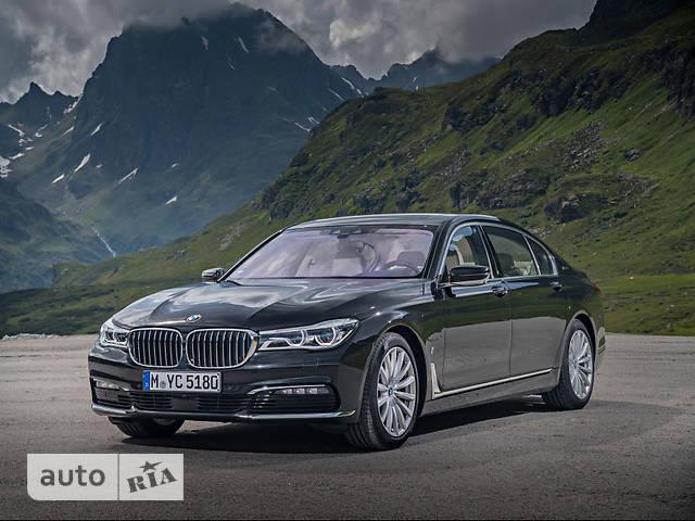 BMW 7 Series G12 750Li AT (450 л.с.) xDrive base