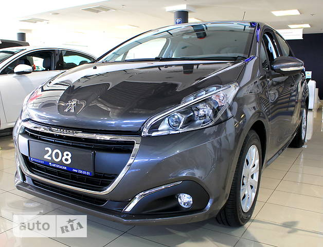 Peugeot 208 1.2 PureTech AT (82 л.с.) Like