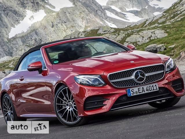 Mercedes-Benz E-Class New E 300 АТ (245 л.с.)