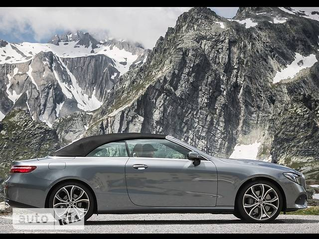 Mercedes-Benz E-Class New E 220d АТ (194 л.с.)