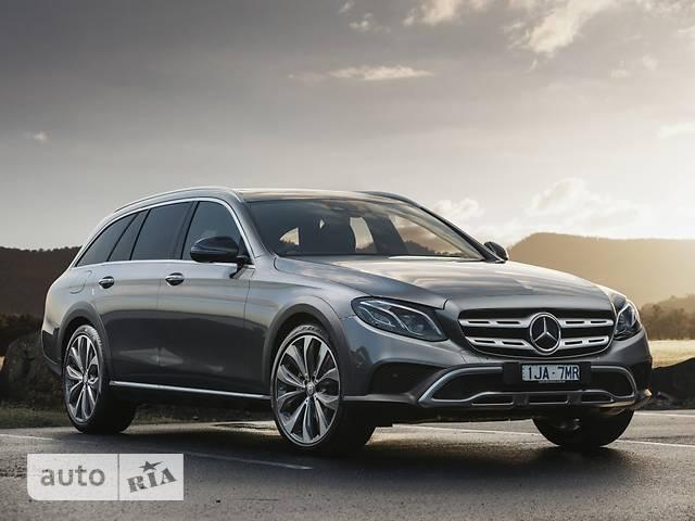 Mercedes-Benz E-Class All-Terrain E 220d G-tronic (194 л.с.) 4Matic