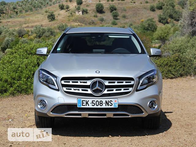 Mercedes-Benz GLA-Class GLA 180d MT (109 л.с.)