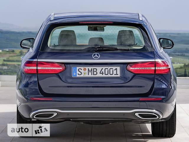 Mercedes-Benz E-Class E 350d AT (286 л.с.)