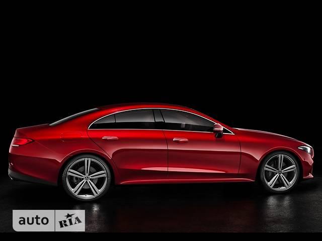 Mercedes-Benz CLS-Class 350 G-Tronic (299 л.с.) EQ-Boost