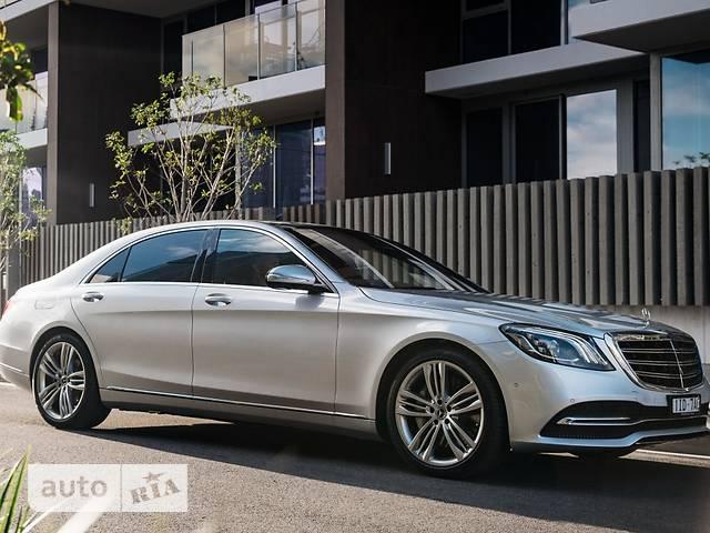 Mercedes-Benz S-Class S 450 AT (367 л.с.)