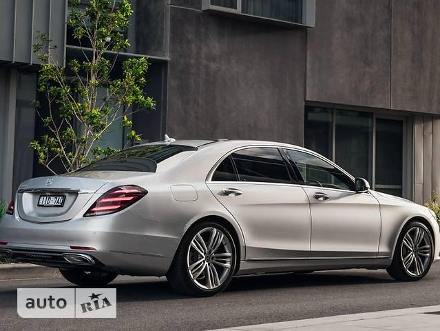 Mercedes-Benz S-Class S 450 AT (367 л.с.) 4Matic