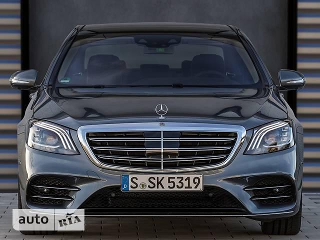 Mercedes-Benz S-Class S 500 G-Tronic (435 л.с.)