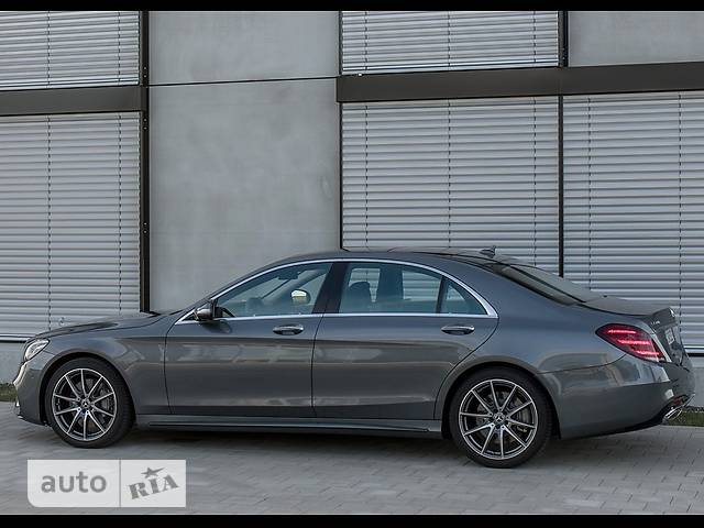 Mercedes-Benz S-Class S 500 G-Tronic (435 л.с.) Long