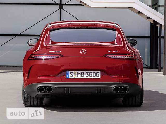 Mercedes-Benz AMG GT Mercedes-AMG GT4 43 AT (367 л.с.) base
