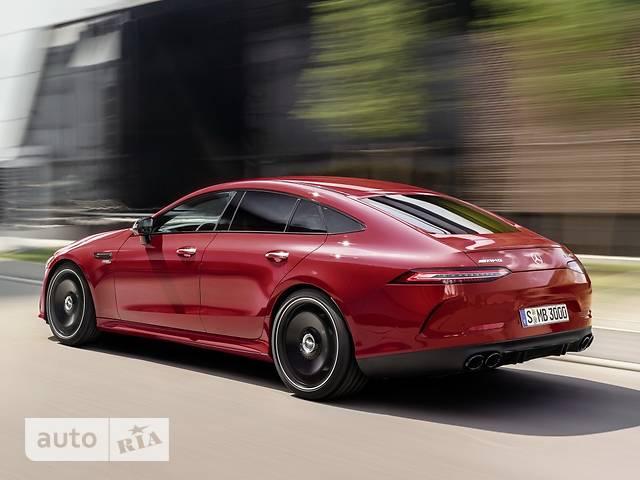Mercedes-Benz AMG GT Mercedes-AMG GT4 43 AT (367 л.с.) 4Matic+
