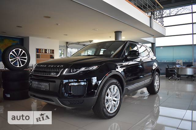 Land Rover Range Rover Evoque 2.0D AT (150 л.с.) AWD SE
