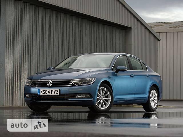 Volkswagen Passat B8 1.8 TSI АТ (180 л.с.) Executive Life