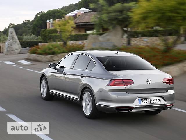 Volkswagen Passat B8 2.0 TDI AT (150 л.с.) Elegance Life