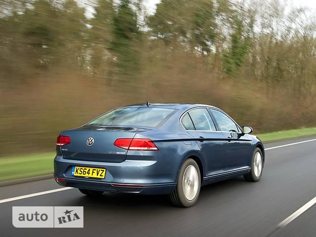 Volkswagen Passat B8 1.8 TSI АТ (180 л.с.) Elegance Life