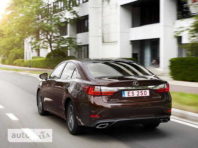 Lexus ES 250 AT (184 л.с.) Special Edition