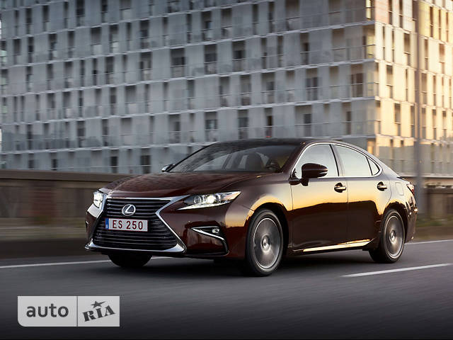 Lexus ES 250 AT (184 л.с.) Executive