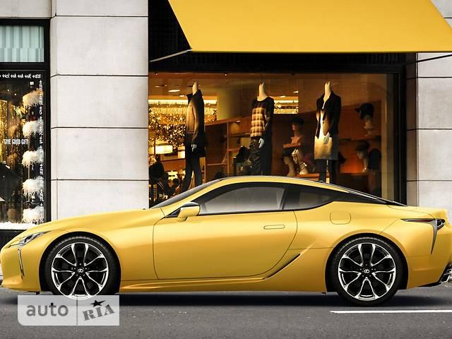 Lexus LC 500h CVT (359 л.с.) Luxury