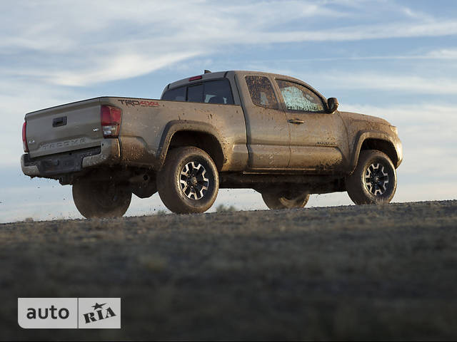 Toyota Tacoma 3.5 AT (278 л.с.) TRD Off-Road