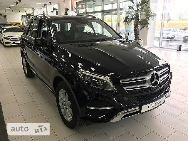 Mercedes-Benz GLE-Class GLE SUV 250d AT (204 л.с.) 4Matic