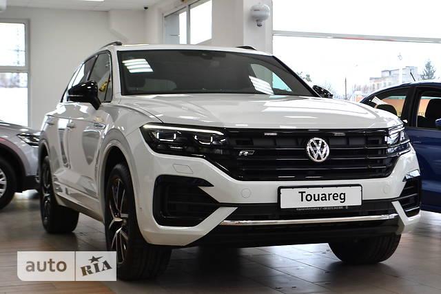 Volkswagen Touareg 3.0 TDI AT (287 л.с.) AWD R-Line