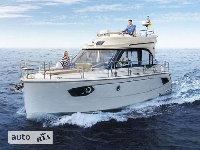 Bavaria E 34 Flybridge base