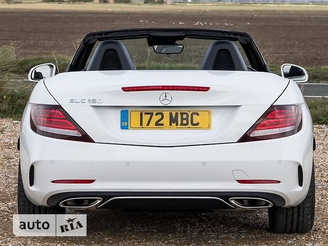 Mercedes-Benz SLC-Class SLC 180 MT (156 л.с.)