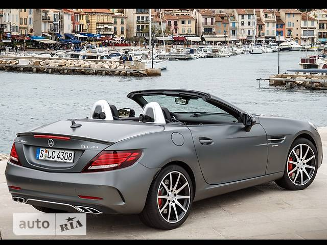 Mercedes-Benz SLC-Class Mercedes-AMG SLC 43 AT (367 л.с.)