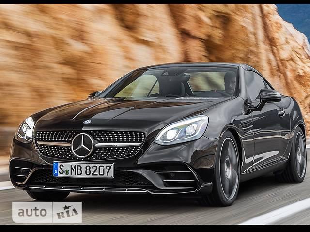 Mercedes-Benz SLC-Class Mercedes-AMG SLC 43 AT (367 л.с.)