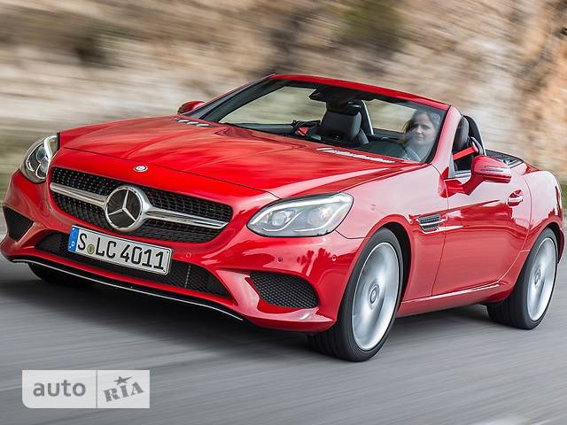 Mercedes-Benz SLC-Class SLC 250d AT (204 л.с.)