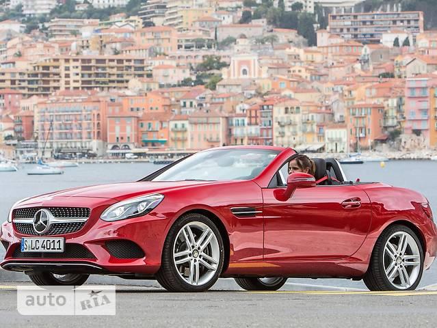 Mercedes-Benz SLC-Class SLC 250d AT (204 л.с.)