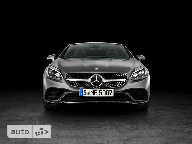 Mercedes-Benz SLC-Class SLC 300 AT (245 л.с.)