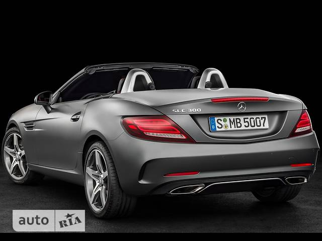 Mercedes-Benz SLC-Class SLC 300 AT (245 л.с.)