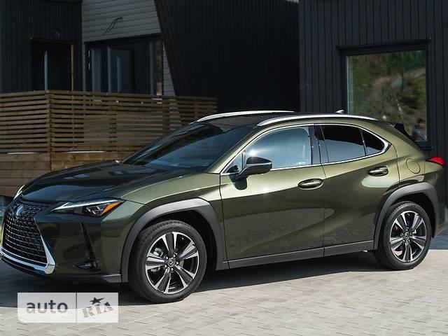 Lexus UX 200 D-CVT (171 л.с.) Eco